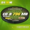 CD-R ESPERANZA 700MB/80min. Soft Pack 10szt. 52x