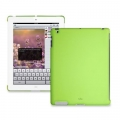 PURO Back Cover - Etui plecki iPad 2 (zielony)