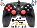 Gamepad cyfrowo analogowy VIBRATION FORCE PC