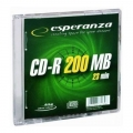 Płyty Cd-R Mini Disc Esperanza 200Mb 23Min.8Cm